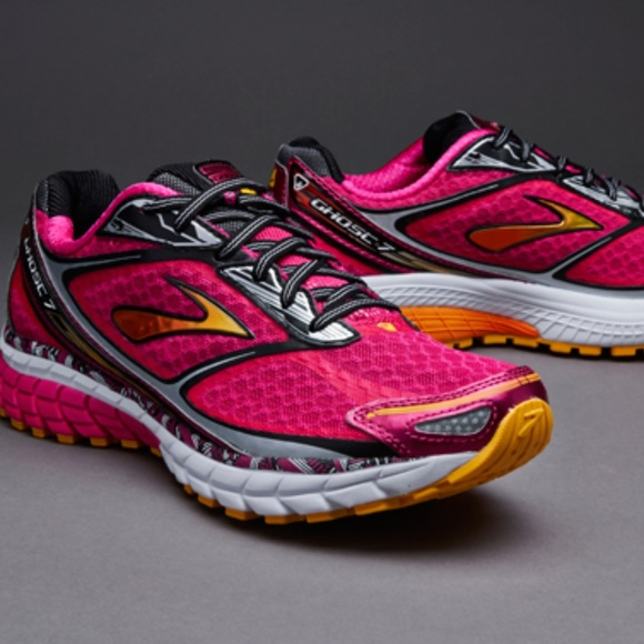 Brooks Shoes | Pink Ghost 7 Size 8